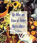 Why and How of Home Horticulture