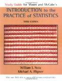 Study Guide for Introduction to the Practice of Statistics, Third Edition
