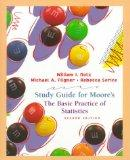 Student Study Guide for The Basic Practics of Statistics, Second Edition