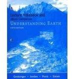 Understanding Earth Lecture Notebook