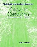 Organic Chemistry With Solutions Manual