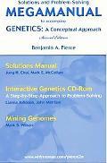 Genetics:soln.+prob.solv.man.-w/cd