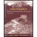 Understanding Earth & Study Guide