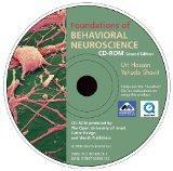Student CD-ROM for Foundations of Behavioral Neuroscience