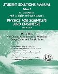 Student Solutions Manual Vol 2 for Physics for Scientists And Engineers 5e