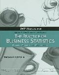 Jmp Manual for the Practice of Business Statistics, Third Edition