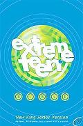 Extreme Teen Bible New King James Version