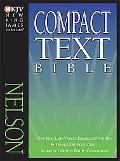 Compact Text Bible: New King James Version (NKJV)