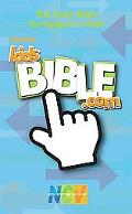 Nelson's Kidsbible.Com, New Century Version The Complete Bible for Today's E-Kid!