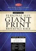 Giant Print Personal Size Reference Bible - Nelson Bibles - Hardcover