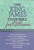 New King James Study Bible for Women