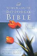 Women of Faith Devotional Bible A Message of Grace & Hope for Every Day  New King James Vers...