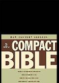 Holy Bible New Century Version, Black Bonded Leather