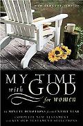 My Time With God for Women New Century Version, 15 Minute Daily Devotions for the Entire Year