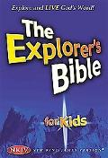 Explorer's Bible for Kids New King James Version