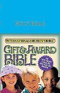International Childrens Bible Blue Blast Leatherflex