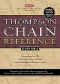 Thompson Chain Reference Study Bible New King James Version