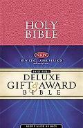 NKJV Deluxe Gift & Award Bible