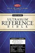 NKJV Ultraslim Center-column Reference Bible