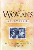 Woman's Study Bible: Opening the Word of God to Women