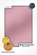 Nelson's Life & Style Compact Bible - Diamond Pink