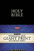 Personal Size Giant Print Reference - Nelson Bibles - Hardcover