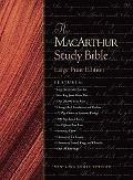 MacArthur Study Bible New King James Version