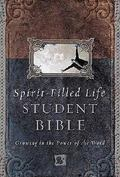 Spirit Filled Life Student Bible Growing In The Power Of The Word, New King James Version