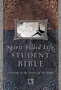 Spirit Filled Life Student Bible Growing In The Power Of The Word, New King James Version, B...