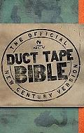 Holy Bible New Century Version, Camouflage Duct Tape