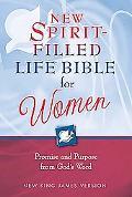 New Spirit-filled Bible for Women New King James Version