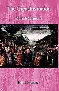 Great Invitation Zurich Sermons