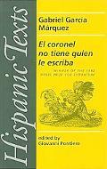 Coronel No Tiene Quien Le Escriba / No One Writes to the Colonel