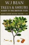 Trees and Shrubs Hardy in the British Isles