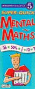 30 Second Challenge Super Quick Mental Maths
