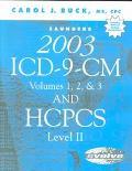 Saunders 2003 Icd-9-Cm, and Hcpcs, Level II