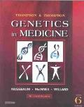 Thompson and Thompson's Genetics in Medicine