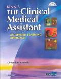 Kinn's Clinical Medical Assistant-Applied Learning Approach