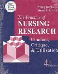 Practice of Nursing Research Conduct, Critique & Utilization