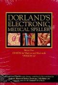 Dorland's Electronic Medical Speller (Cd-rom for Windows & Macintosh, 4.0)