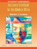 Insurance Handbook for the Medical Office (Student Workbook)