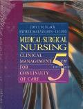 Medical-Surgical Nursing Clinical Management for Continuity of Care