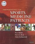 Instructions for Sports Medicine