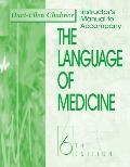 Language of Medicine A Write-In Text Explaining Medical Terms