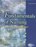Fundamentals of Nursing Caring and Clinical Judgment