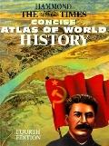 Times Concise Atlas of World History, Vol. 5 - Geoffrey Barraclough - Paperback - 4TH