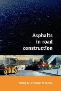 Asphalts in Road Construction