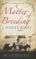 A Matter of Breeding ((A Viennese Mystery))