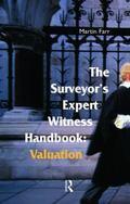 Surveyors' Expert Witness Handbook Valuation