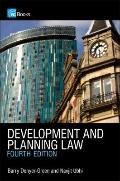 Development and Planning Law, Fourth Edition